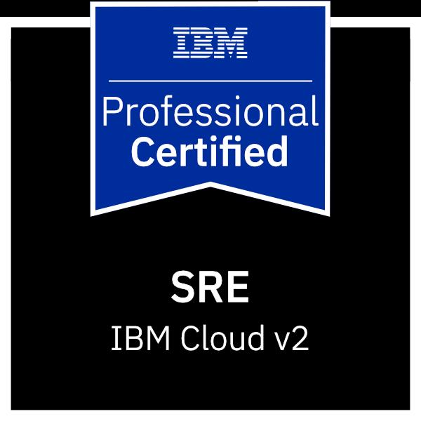 IBM_Certified_Professional_SRE_-_V2